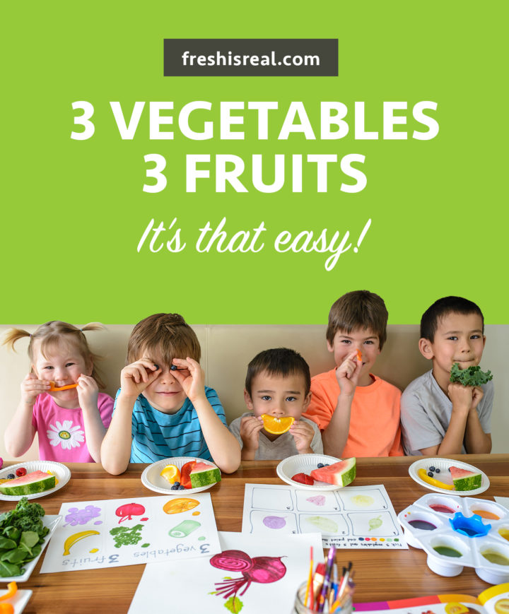 Creative Workshop for Kids - Ottawa, Ontario - freshisreal.com #freshisreal #plantbasedkids