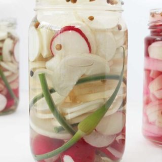 Easy | Vegan | Gluten Free | Raw | Probiotic Rich | Life-Changing Fermented Vegetables | Simple Naturally Pickled Recipe | Chantal - freshisreal.com