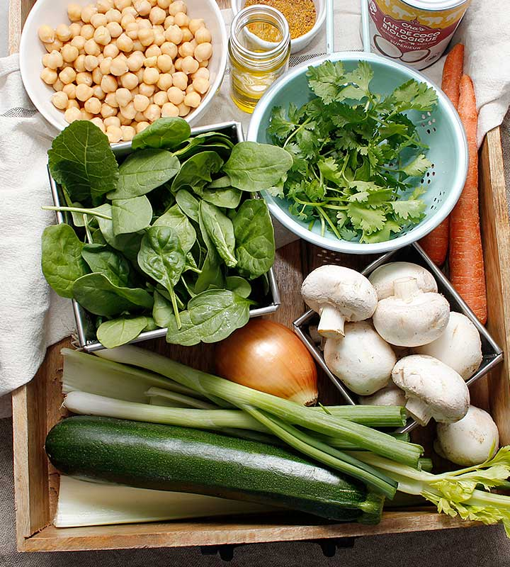 Овощные диеты результаты