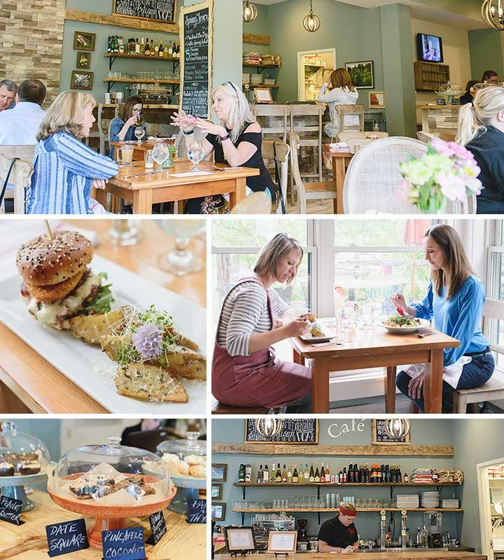 The Retreat Café at Strathmere in Ottawa - Restaurant Review by Chantal Secours at Fresh is Real