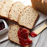 8-ingredient (or less) batter-like mixture for easy-to-make gluten-free sourdough bread. freshisreal.com