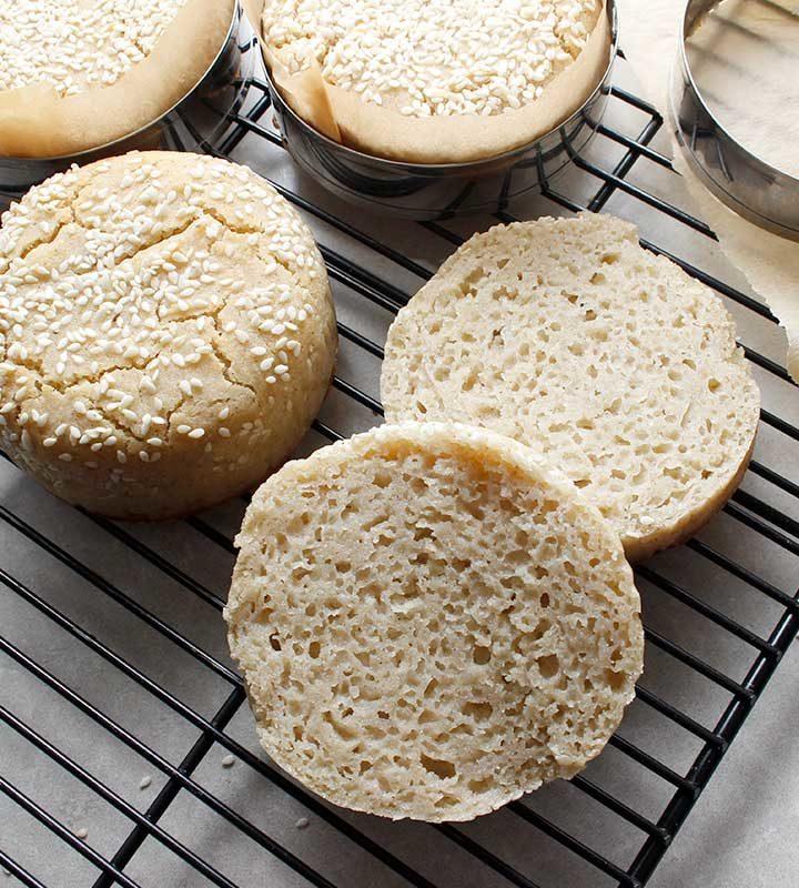 Japanese Milk Bread Recipe (Gluten-Free Vegan) by Fresh is ...