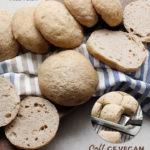 Soft Gluten-Free Dinner Rolls by freshisreal.com