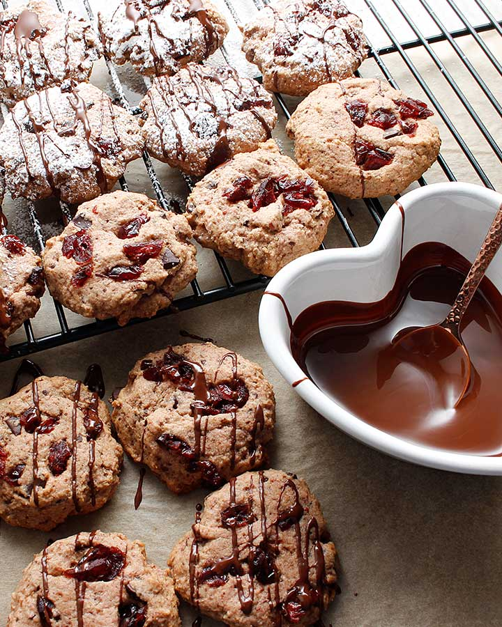 Special shortbread cookies that are tasty, grain-free and allergen-friendly.